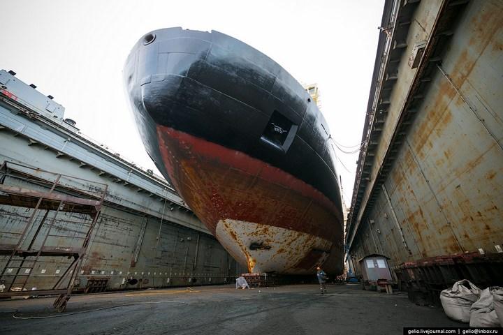 Атомные ледоколы России (1)