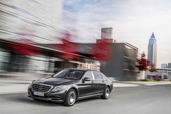 Mercedes-Maybach 2015. Сколько стоит самый тихий автомобиль в мире? (2)