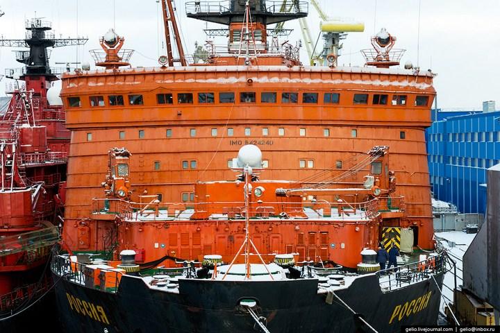Атомные ледоколы России (2)