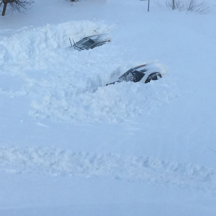 Хабаровский край засыпало снегом (11)