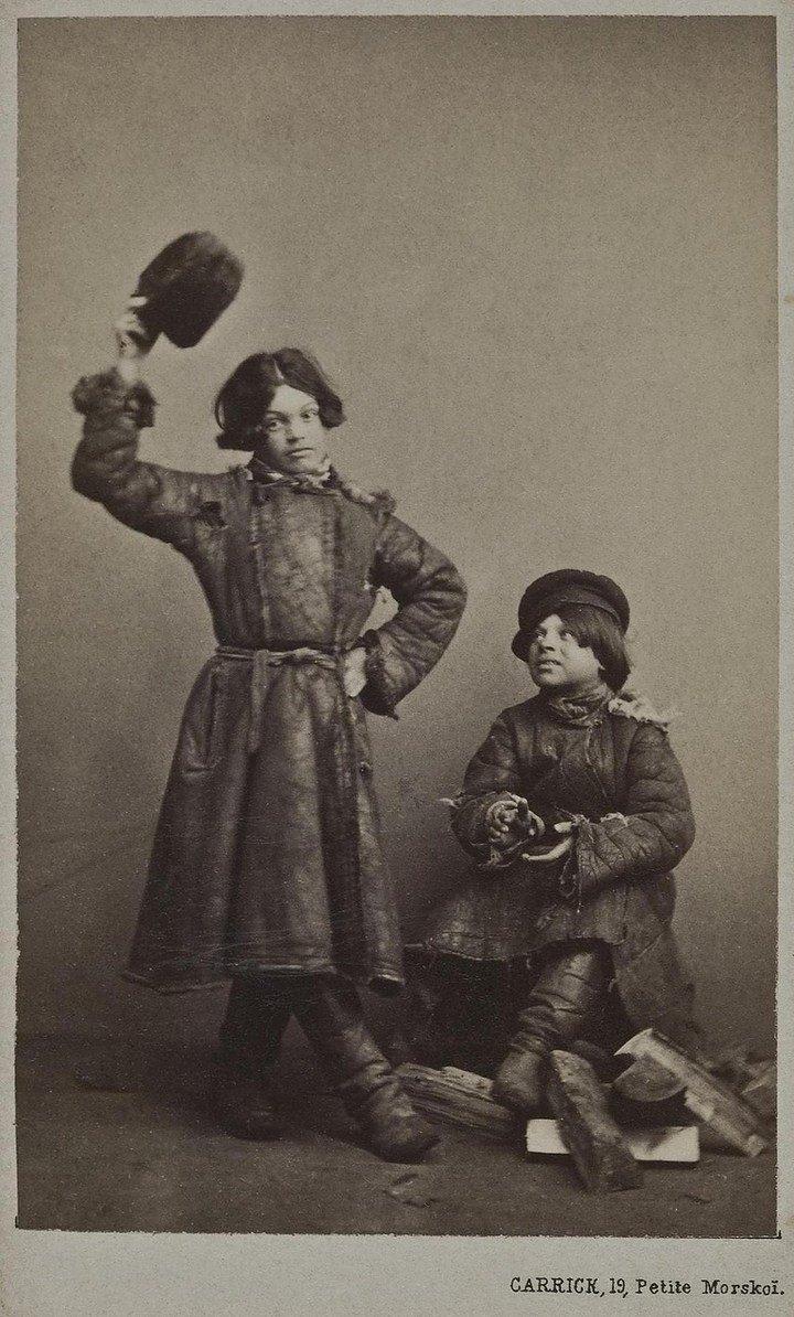 Царская Россия в лицах. 1860-1870-е (3)