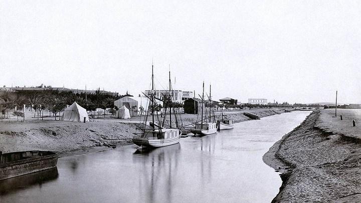 Как строили Cуэцкий канал (4)