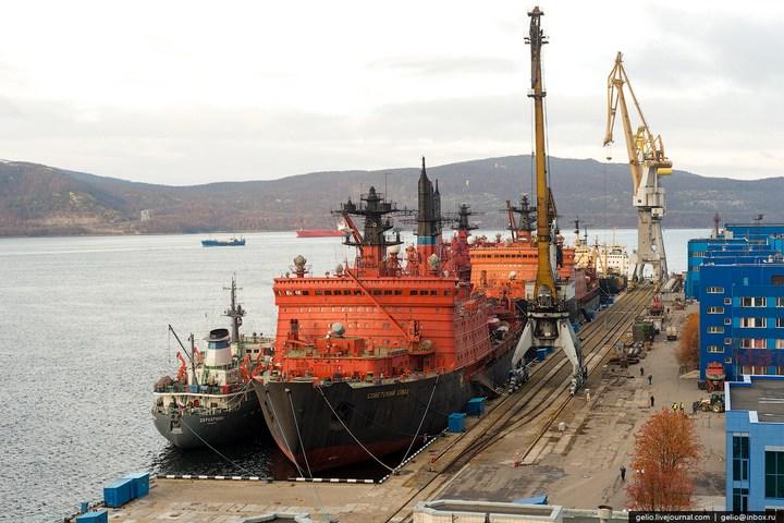 Атомные ледоколы России (5)