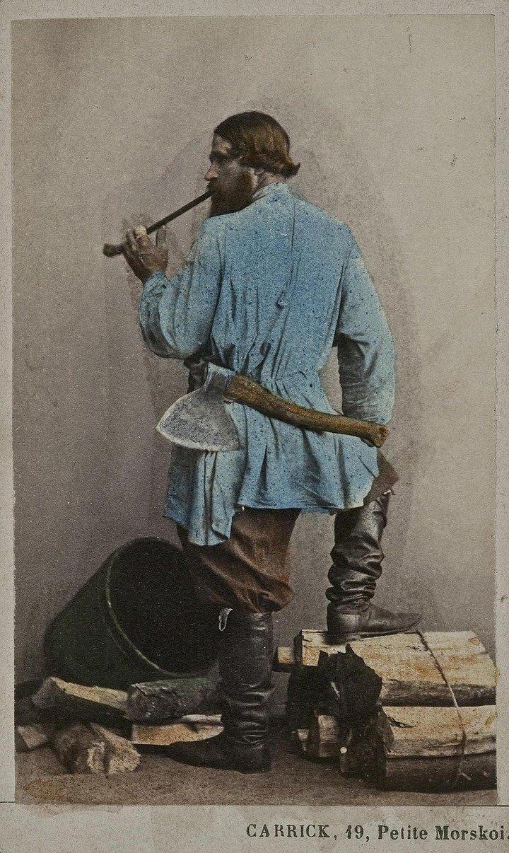 Царская Россия в лицах. 1860-1870-е (7)