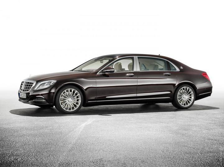 Mercedes-Maybach 2015. Сколько стоит самый тихий автомобиль в мире? (9)