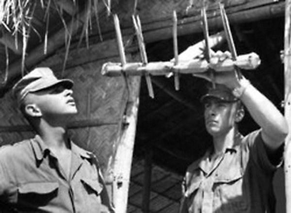 Вьетнамские ловушки для американцев (12)