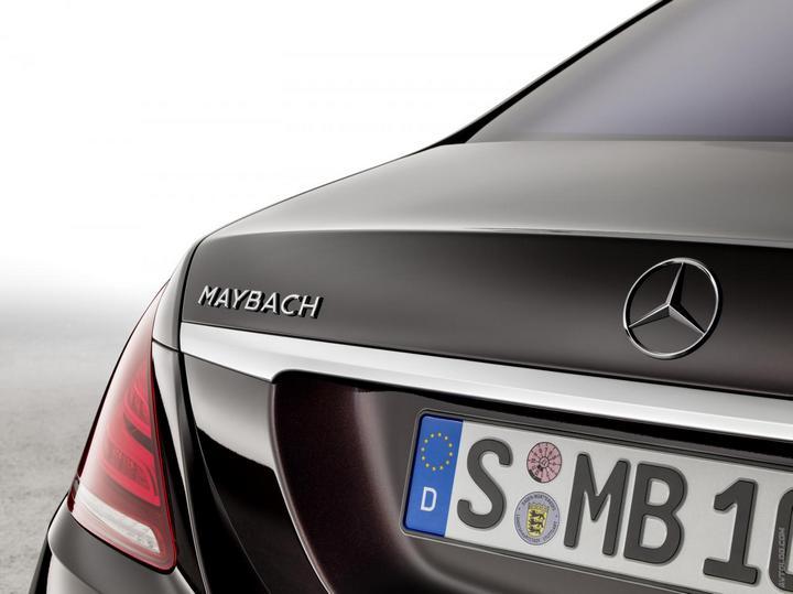 Mercedes-Maybach 2015. Сколько стоит самый тихий автомобиль в мире? (10)