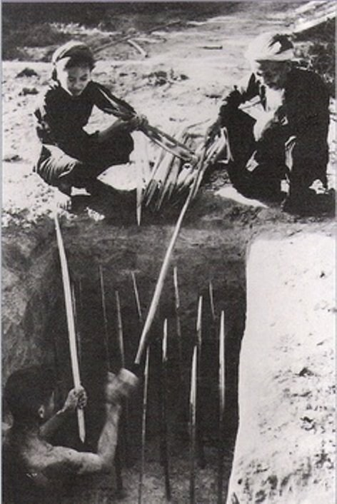 Вьетнамские ловушки для американцев (16)
