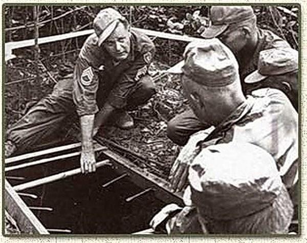Вьетнамские ловушки для американцев (19)