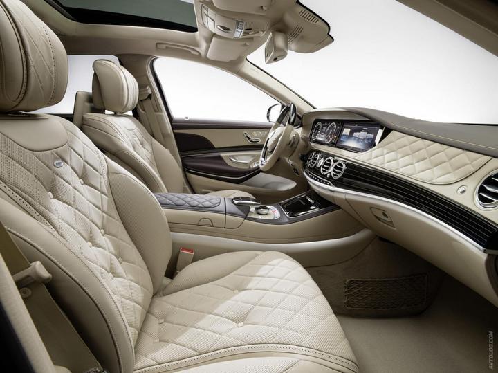 Mercedes-Maybach 2015. Сколько стоит самый тихий автомобиль в мире? (19)