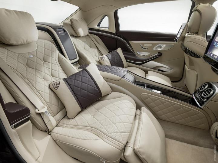 Mercedes-Maybach 2015. Сколько стоит самый тихий автомобиль в мире? (20)
