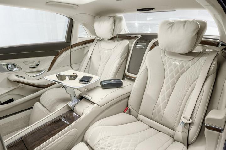 Mercedes-Maybach 2015. Сколько стоит самый тихий автомобиль в мире? (22)