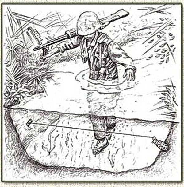 Вьетнамские ловушки для американцев (26)