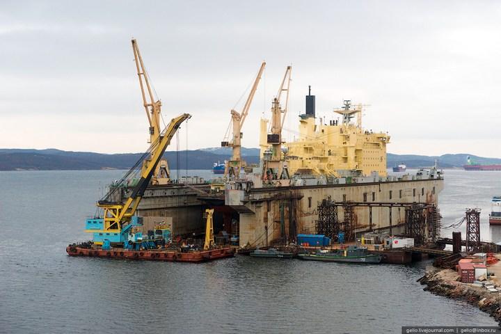 Атомные ледоколы России (26)