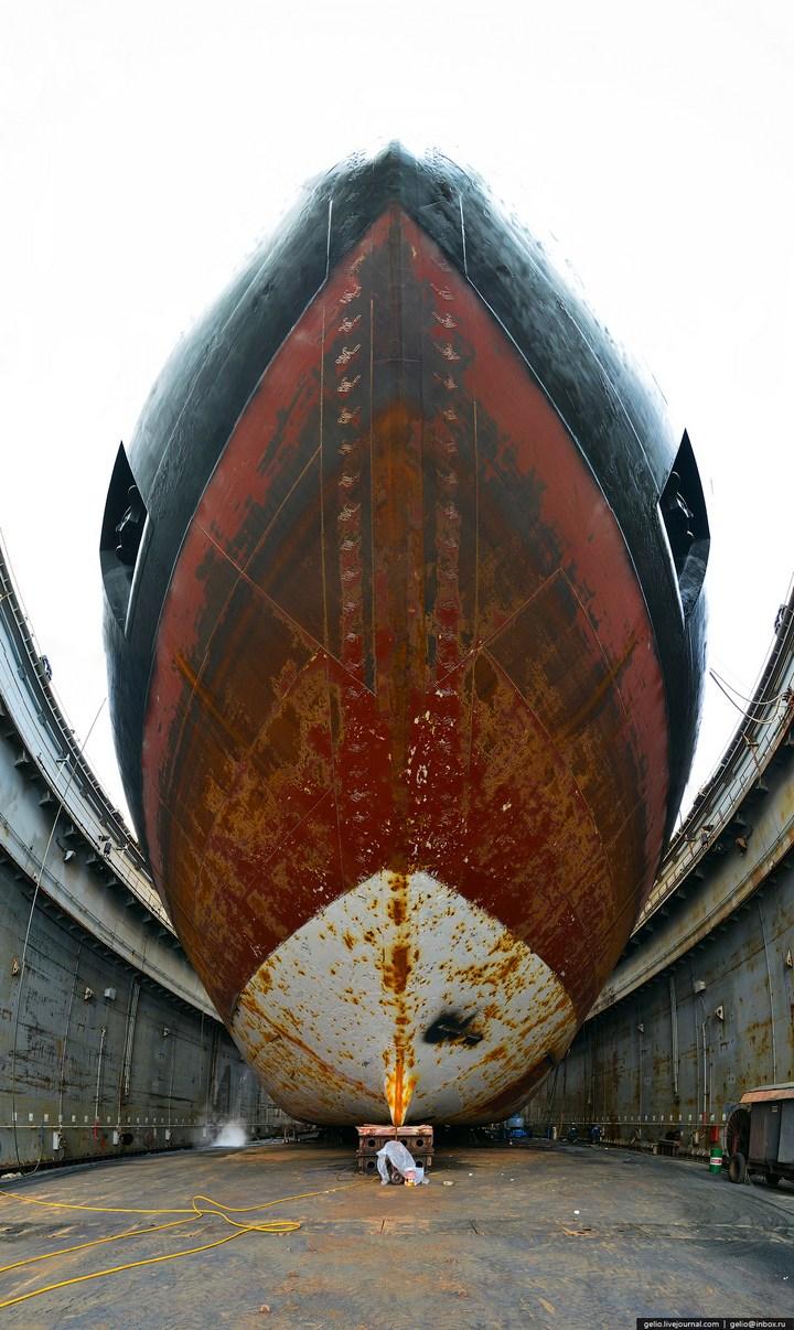Атомные ледоколы России (27)