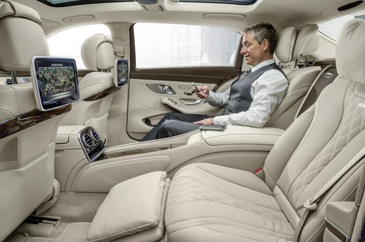 Mercedes-Maybach 2015. Сколько стоит самый тихий автомобиль в мире? (26)