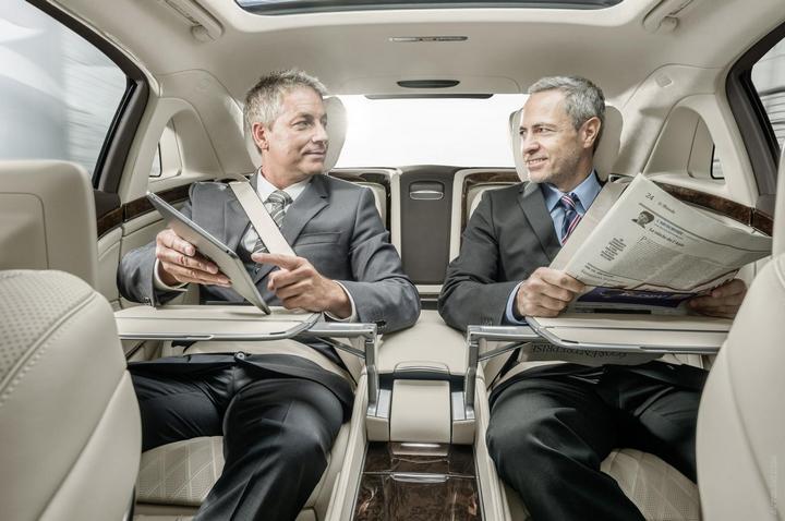Mercedes-Maybach 2015. Сколько стоит самый тихий автомобиль в мире? (27)