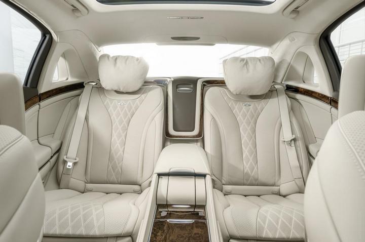 Mercedes-Maybach 2015. Сколько стоит самый тихий автомобиль в мире? (28)