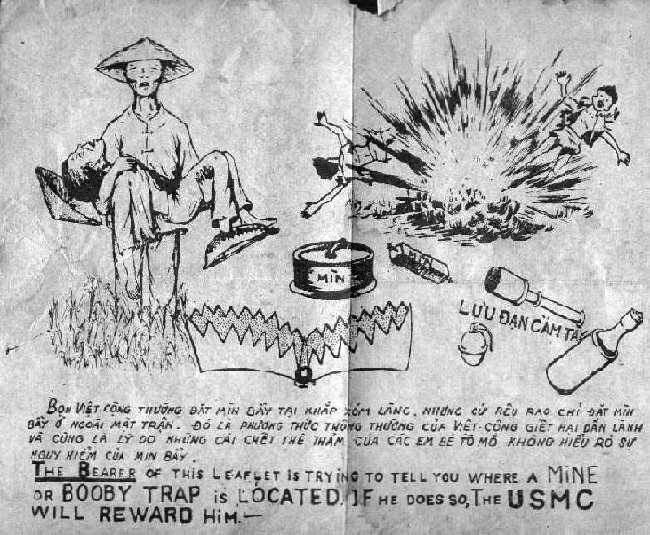 Вьетнамские ловушки для американцев (31)