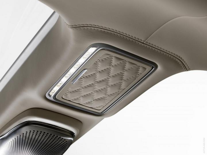 Mercedes-Maybach 2015. Сколько стоит самый тихий автомобиль в мире? (29)