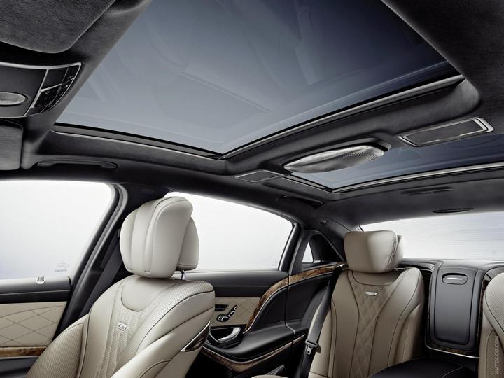 Mercedes-Maybach 2015. Сколько стоит самый тихий автомобиль в мире? (32)