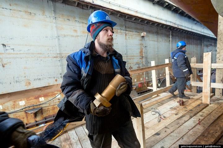 Атомные ледоколы России (34)