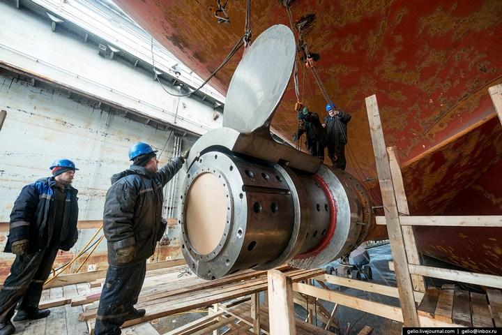 Атомные ледоколы России (35)