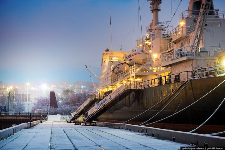 Атомные ледоколы России (37)