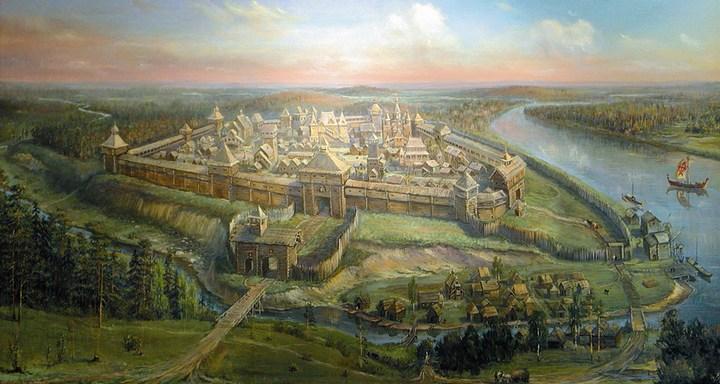 Интересные факты о Москве (1)