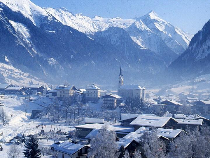 Зимняя сказка или Австрийский горнолыжный курорт Капрун (3)