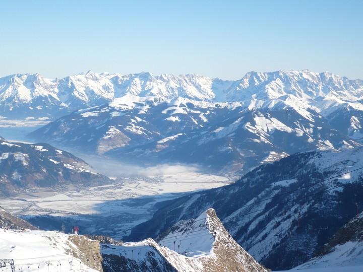 Зимняя сказка или Австрийский горнолыжный курорт Капрун (2)