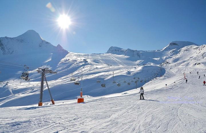 Зимняя сказка или Австрийский горнолыжный курорт Капрун (5)