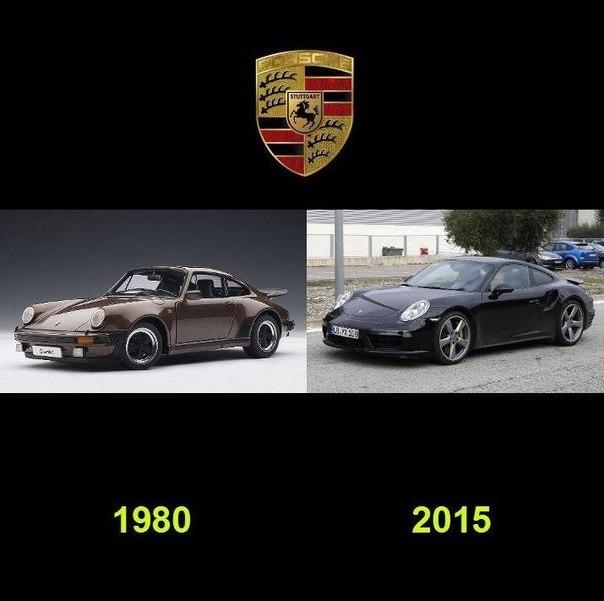 Как видоизменялись автомобили с течением времени (5)