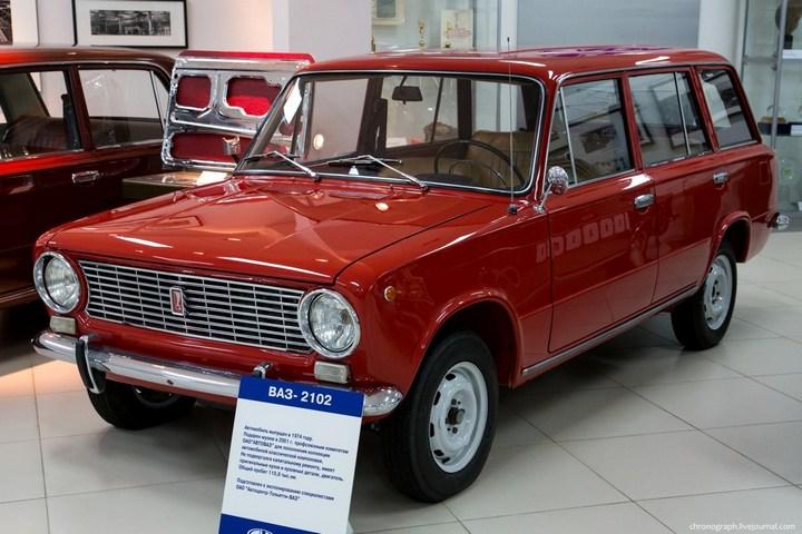 Музей АвтоВАЗ (4)
