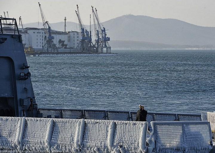 Визит корейского эсминца во Владивосток (11)