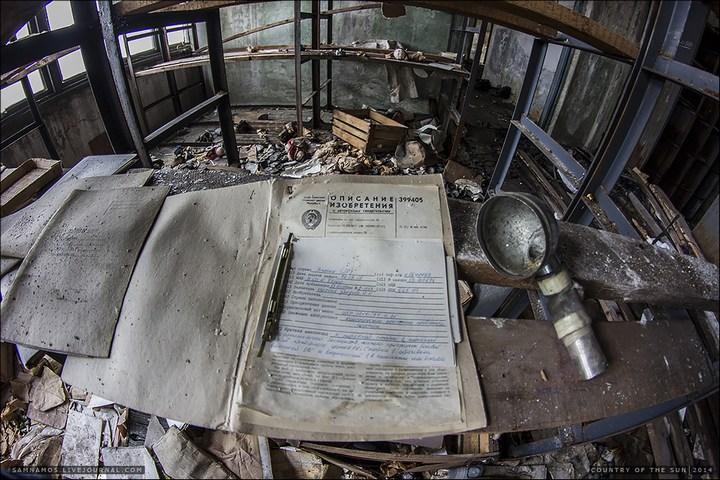 Заброшенный Киевский завод Электротранспорта (14)
