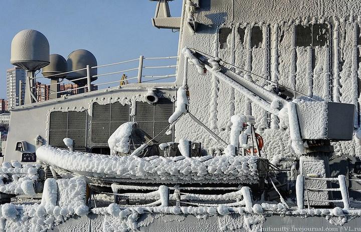 Визит корейского эсминца во Владивосток (14)