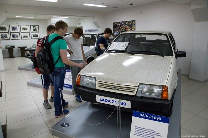 Музей АвтоВАЗ (14)