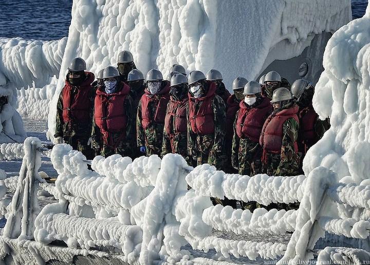 Визит корейского эсминца во Владивосток (15)