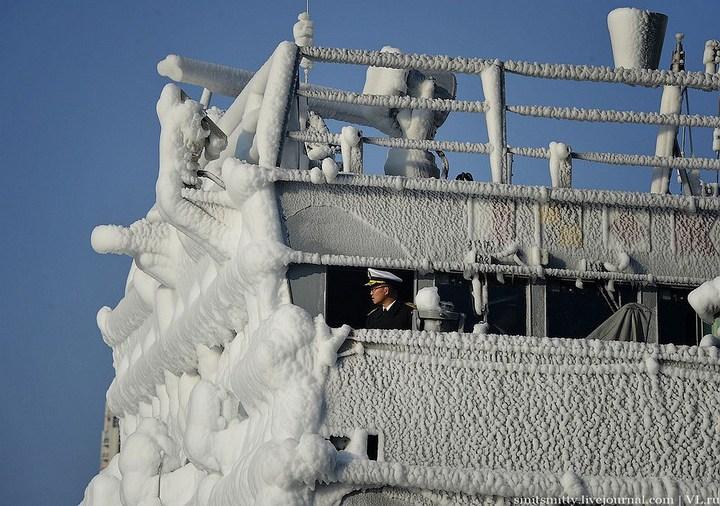 Визит корейского эсминца во Владивосток (16)
