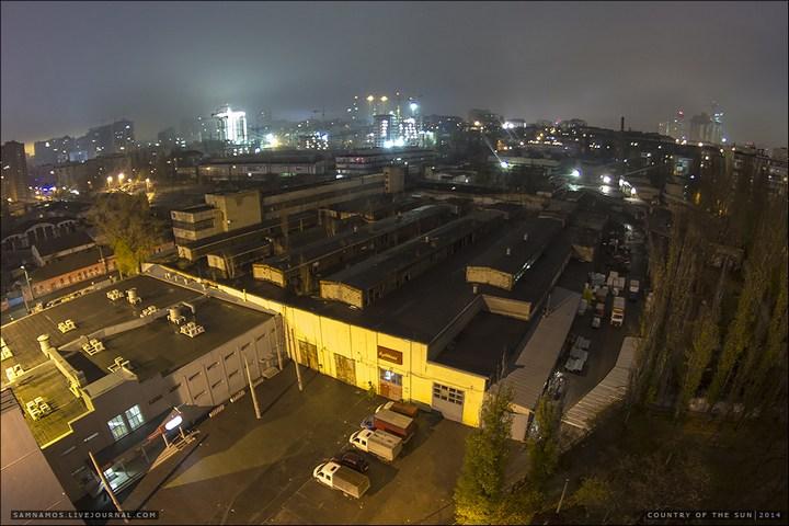 Заброшенный Киевский завод Электротранспорта (18)