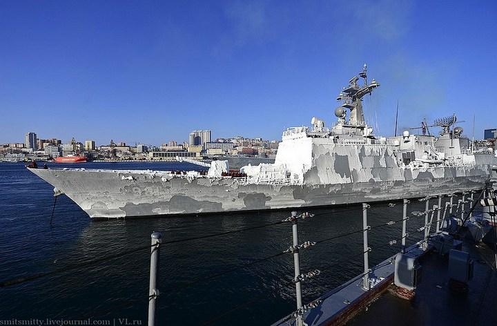 Визит корейского эсминца во Владивосток (18)