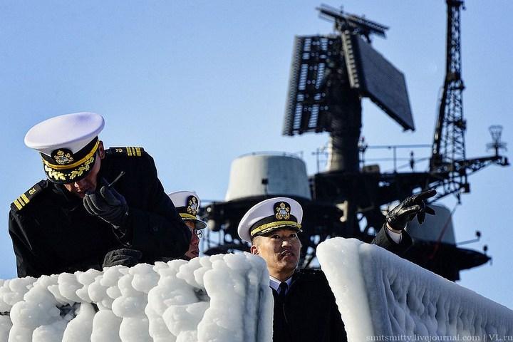 Визит корейского эсминца во Владивосток (20)