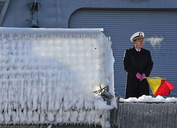 Визит корейского эсминца во Владивосток (21)