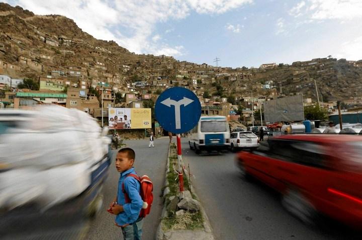 Как получают водительские права в Кабуле (22)