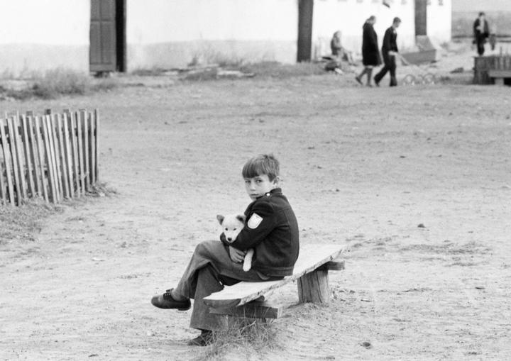 Лица советской эпохи. Дети... (28)