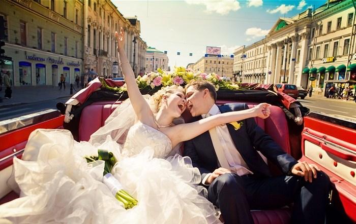 Свадьба в русском стиле, или пусть душа поет! (1)