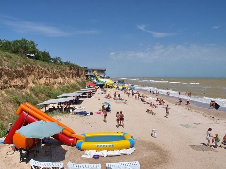 Отдых в Кирилловке: чем запоминается лето на Азовском море? (2)