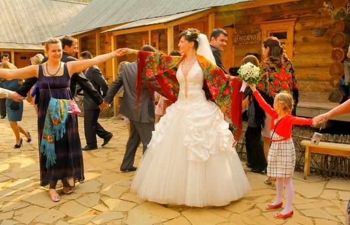 Свадьба в русском стиле, или пусть душа поет! (2)