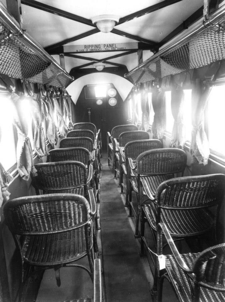 История первого класса в самолетах (2)